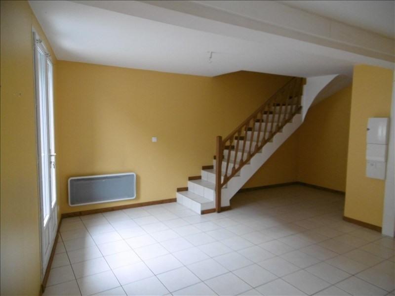 Affitto appartamento St martin de bavel 520€ CC - Fotografia 2