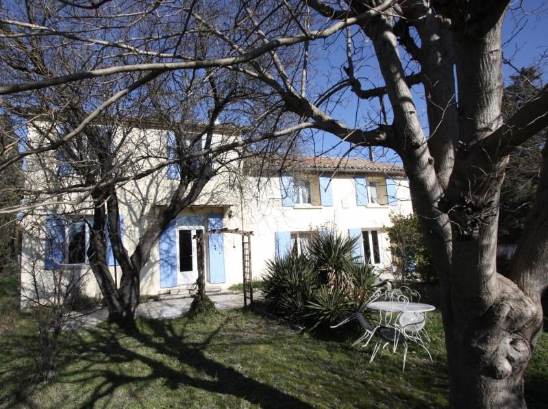 Sale house / villa Sarrians 294 000€ - Picture 1