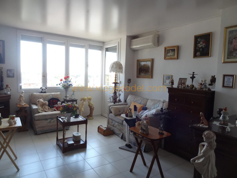 Viager appartement Lunel 35 000€ - Photo 1
