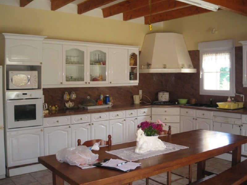 Vente maison / villa Souvigne 280800€ - Photo 5