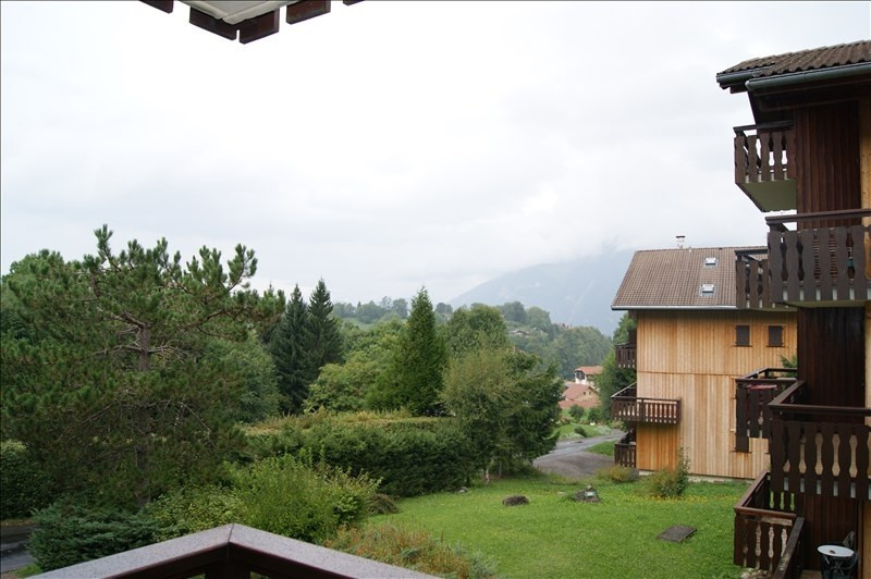 Sale apartment Mont saxonnex 54 500€ - Picture 7