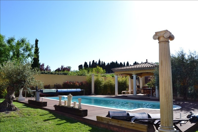 Sale house / villa Pezenas 414000€ - Picture 1