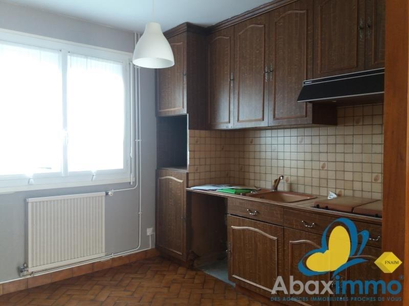 Sale house / villa St pierre sur dives 135500€ - Picture 3