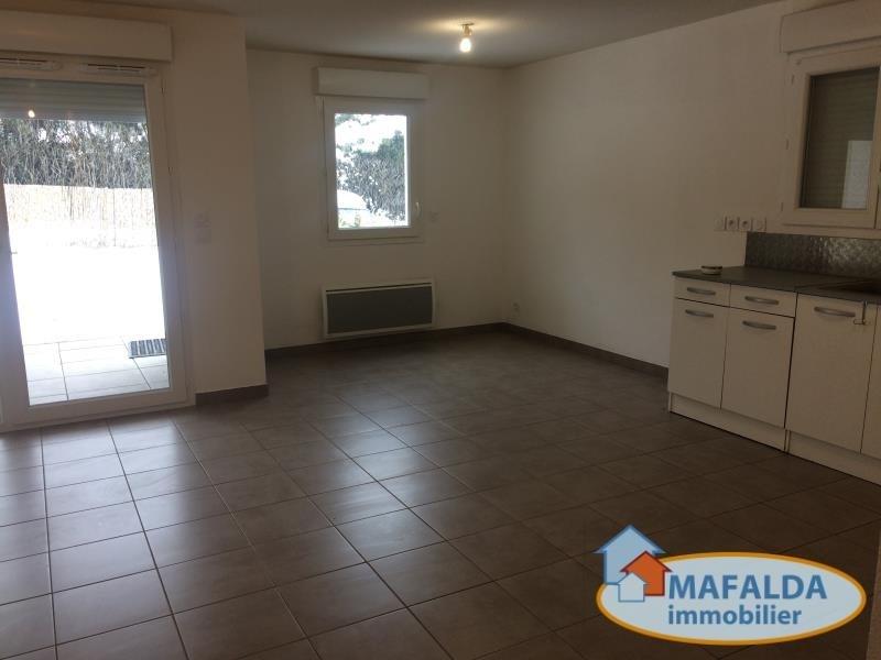 Rental apartment Mont saxonnex 880€ CC - Picture 2