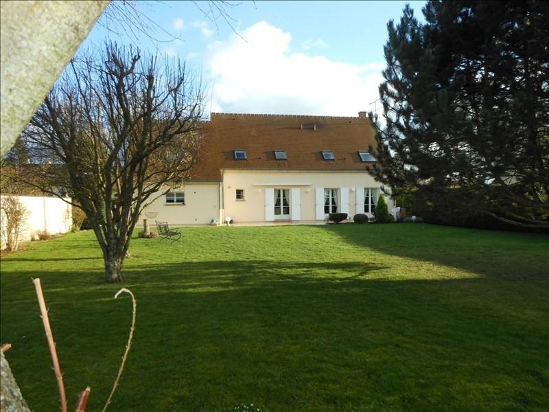 Vente maison / villa Grisy suisnes 530000€ - Photo 2