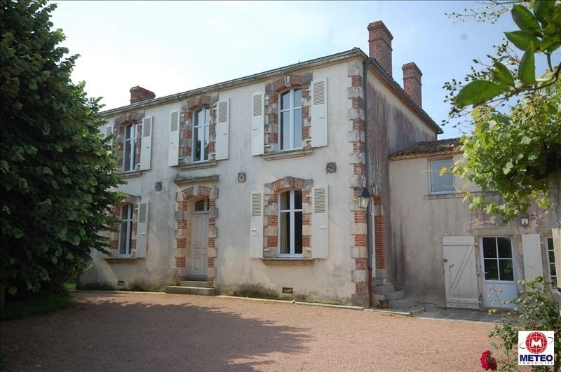 Sale house / villa Longeville sur mer 522500€ - Picture 1