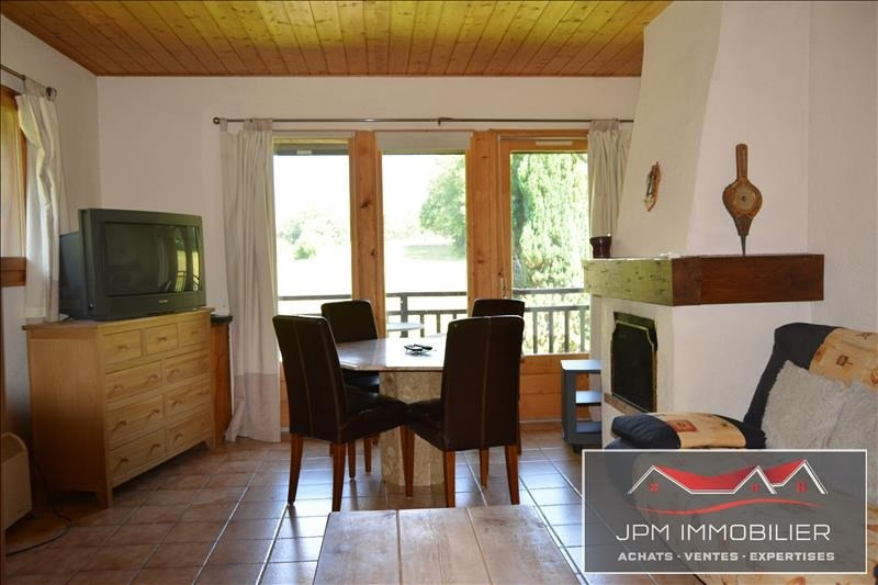 Vente de prestige appartement Samoens 215000€ - Photo 3