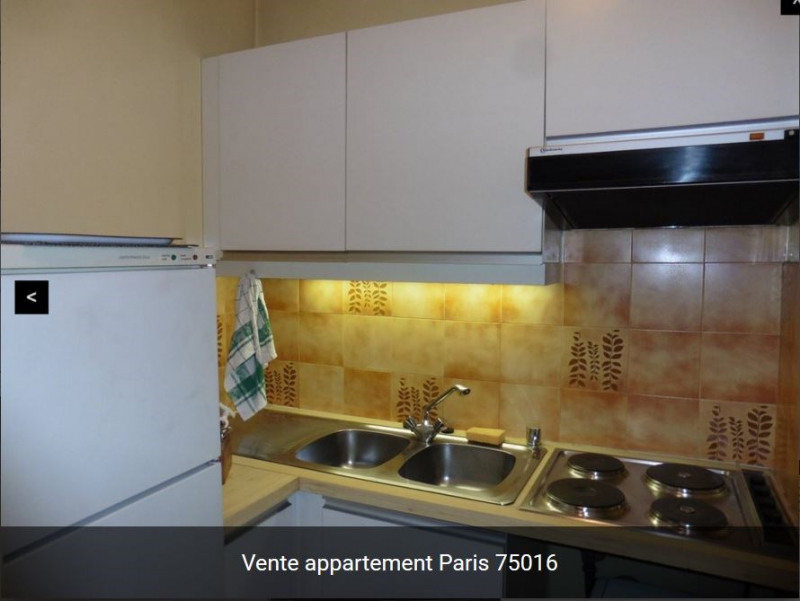 Sale apartment Paris 16ème 260 000€ - Picture 6