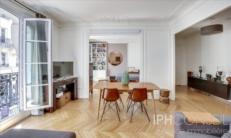 Deluxe sale apartment Neuilly sur seine 1 250 000€ - Picture 1