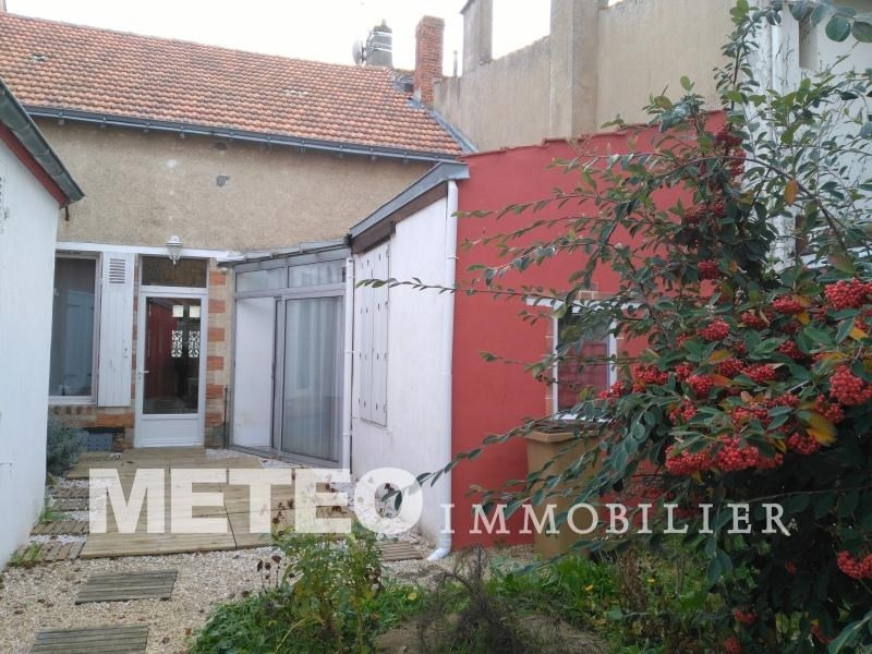 Vente maison / villa Lucon 158300€ - Photo 9