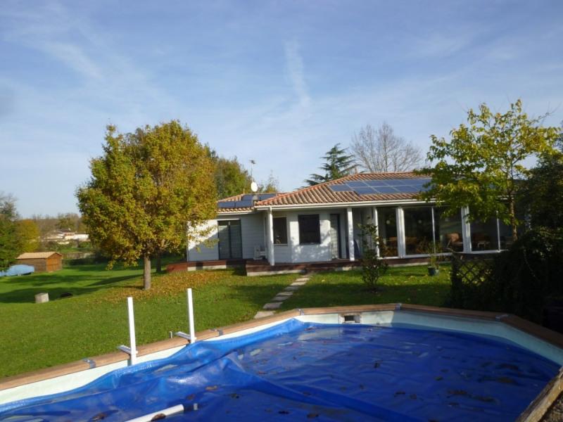 Sale house / villa Cherves richemont 325500€ - Picture 11