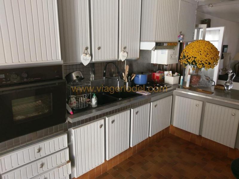 Vitalicio  apartamento Vailhauquès 55000€ - Fotografía 2