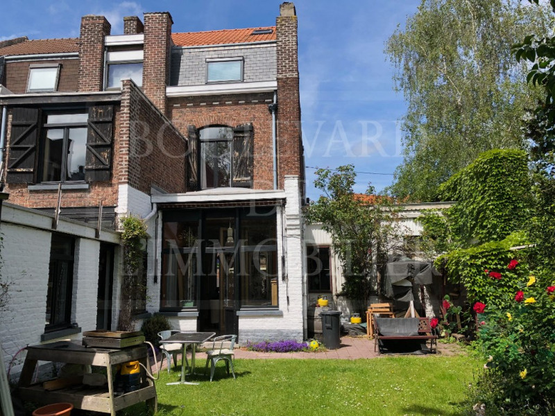 Sale house / villa Tourcoing 366000€ - Picture 2