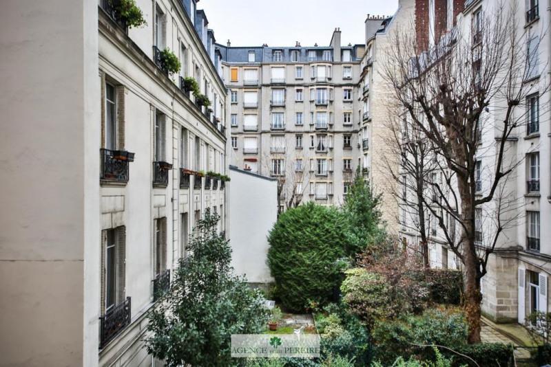 Vente appartement Paris 17ème 899000€ - Photo 3