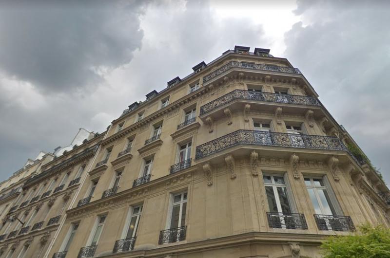 Paris 8ème - monceau / lisbonne- appartement 4 pièces