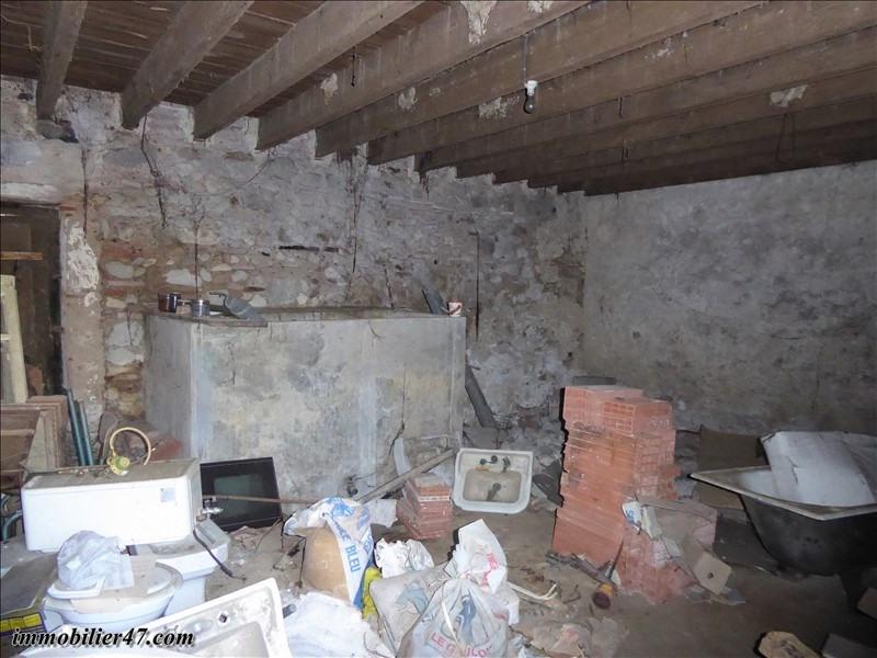 Vente maison / villa Aiguillon 69900€ - Photo 9