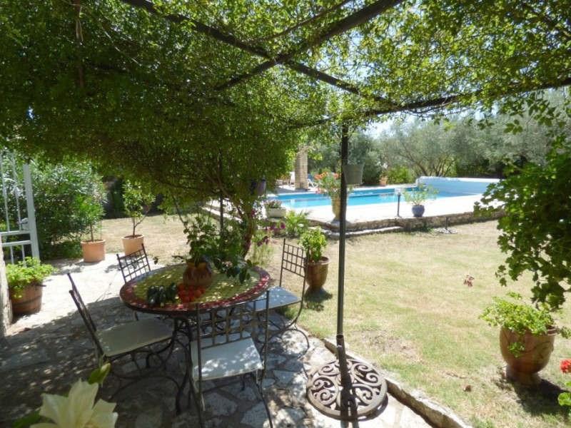 Verkoop van prestige  huis Goudargues 579000€ - Foto 9