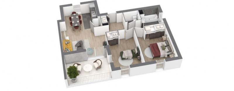 Sale apartment Saint nazaire 216000€ - Picture 4