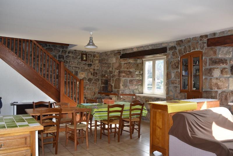 Sale house / villa St martin de valamas 114000€ - Picture 5