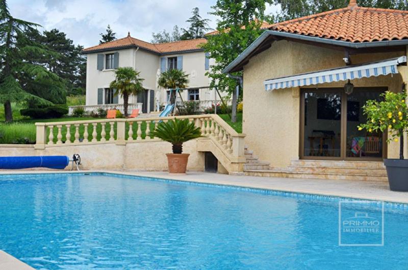 Deluxe sale house / villa Saint didier au mont d or 1360000€ - Picture 1