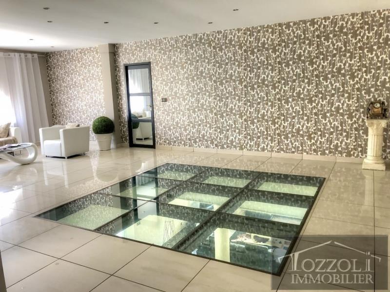 Deluxe sale house / villa Chonas l amballan 618000€ - Picture 9