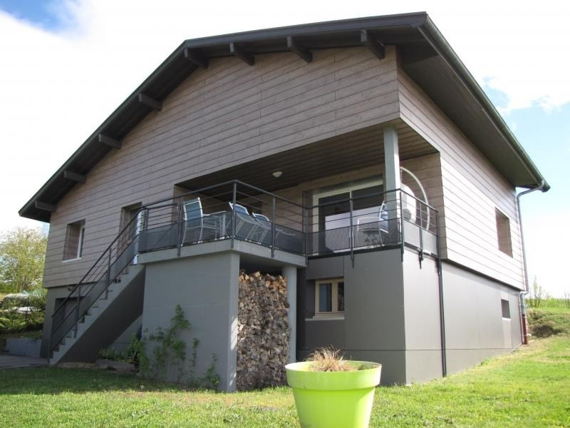 Sale house / villa Vallieres 415000€ - Picture 1