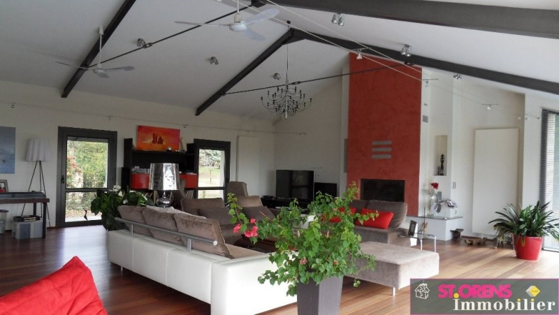 Deluxe sale house / villa Escalquens 2 pas 735 000€ - Picture 4