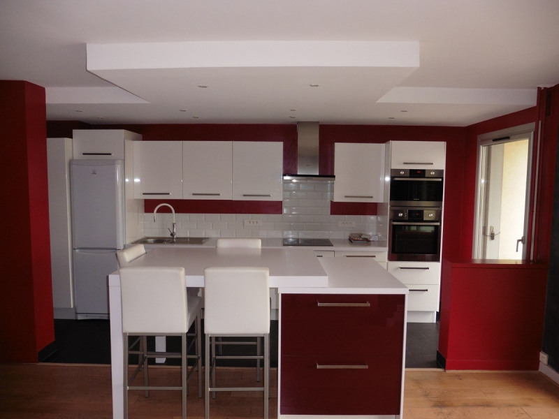 Rental apartment La garenne colombes 1 690€ CC - Picture 3