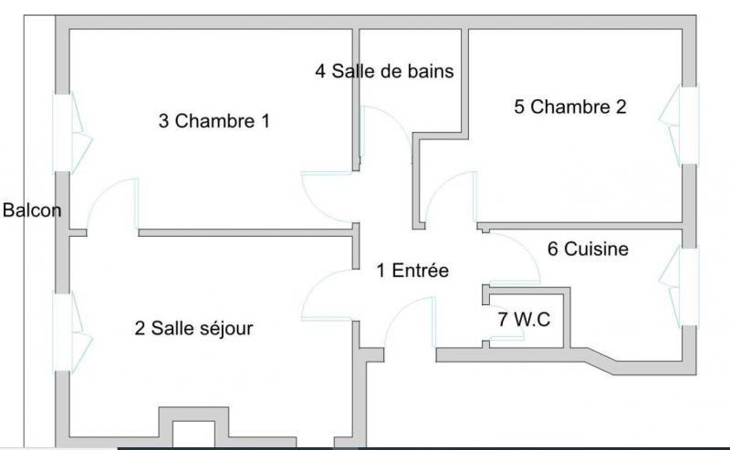 Sale apartment Paris 11ème 469000€ - Picture 9