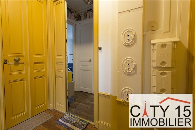 Vente appartement Paris 15ème 410 000€ - Photo 10