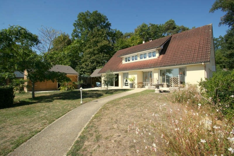 Sale house / villa Bourron marlotte 550000€ - Picture 1
