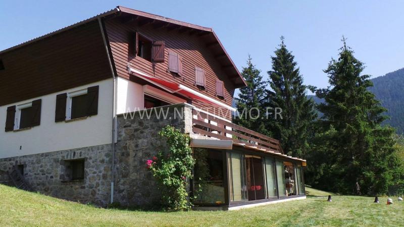 Venta  casa Valdeblore 485000€ - Fotografía 1