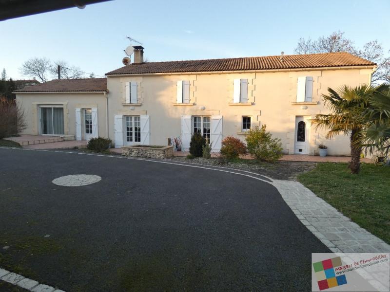 Sale house / villa Gensac la pallue 246100€ - Picture 1