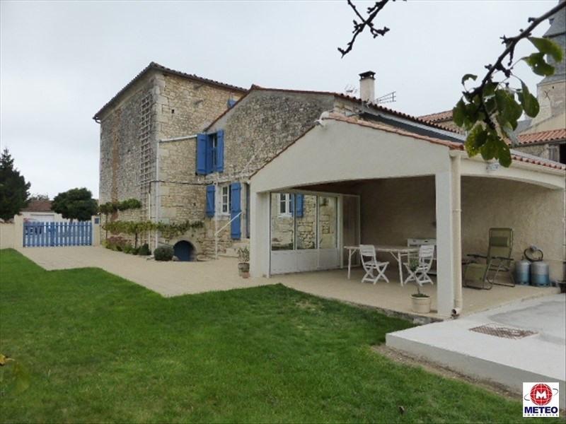Sale house / villa Curzon 189500€ - Picture 1