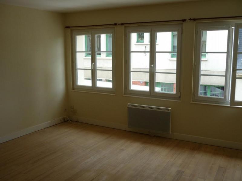 Rental apartment Fervaques 336€ CC - Picture 1
