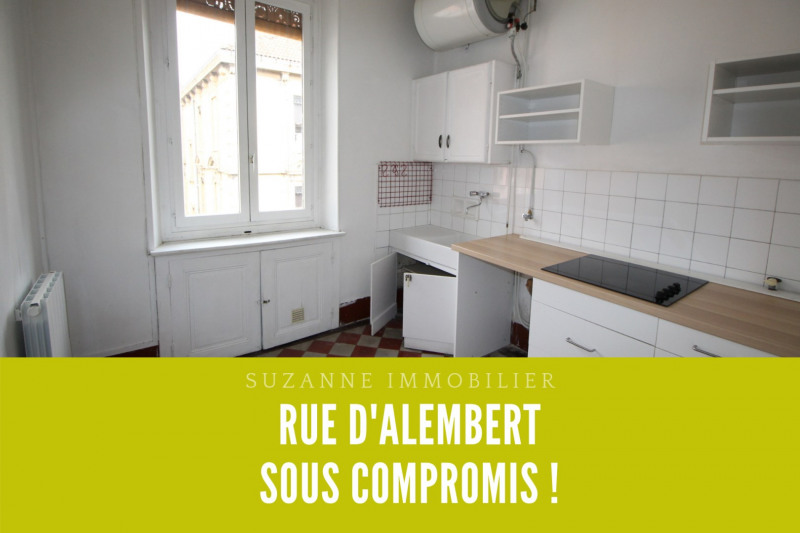 Vente appartement Grenoble 98 000€ - Photo 1