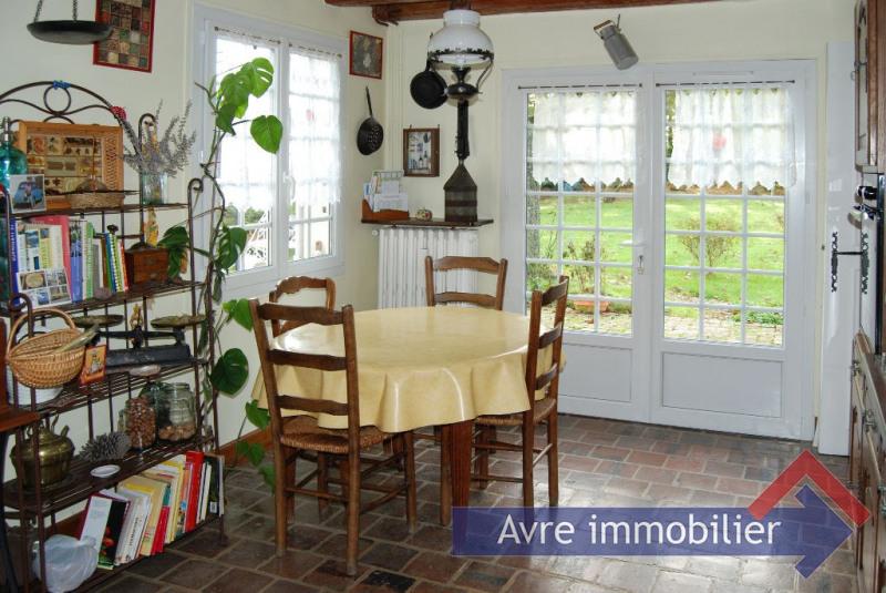 Vente maison / villa Verneuil d'avre et d'iton 211000€ - Photo 5