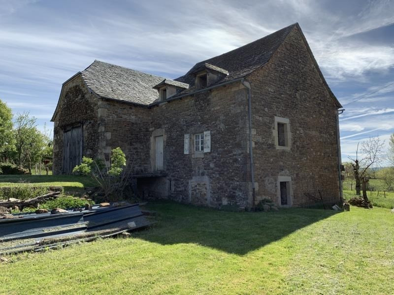 Vente maison / villa Bozouls 109600€ - Photo 2