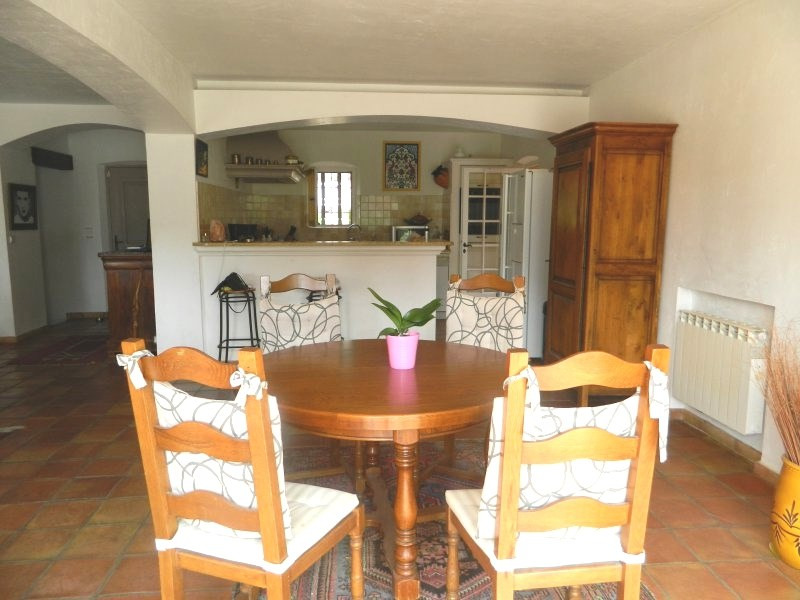 Deluxe sale house / villa Rayol canadel sur mer 960000€ - Picture 9
