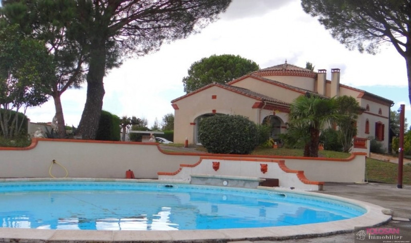 Deluxe sale house / villa Nailloux 550000€ - Picture 2