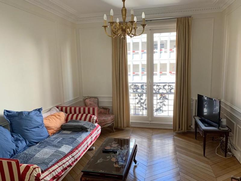 Rental apartment Levallois-perret 3100€ CC - Picture 1