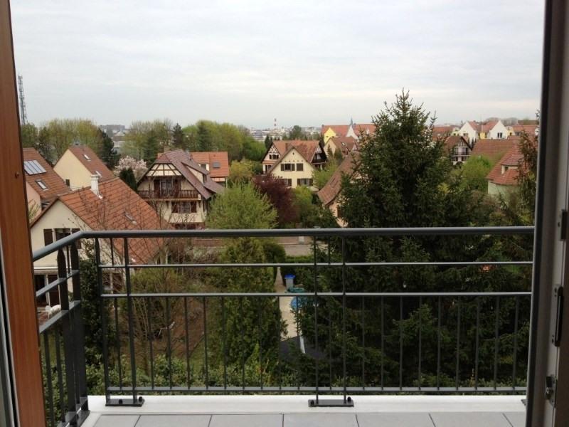 Rental apartment Eckbolsheim 599€ CC - Picture 5