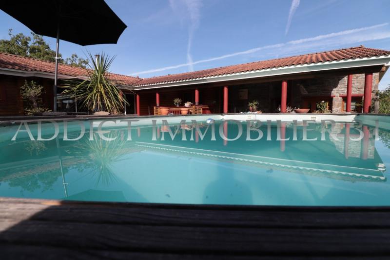 Vente de prestige maison / villa Gratentour 770000€ - Photo 10
