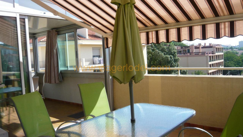 Life annuity apartment Toulon 42 500€ - Picture 6