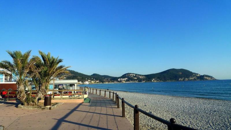 Location vacances appartement Saint cyr sur mer 600€ - Photo 11