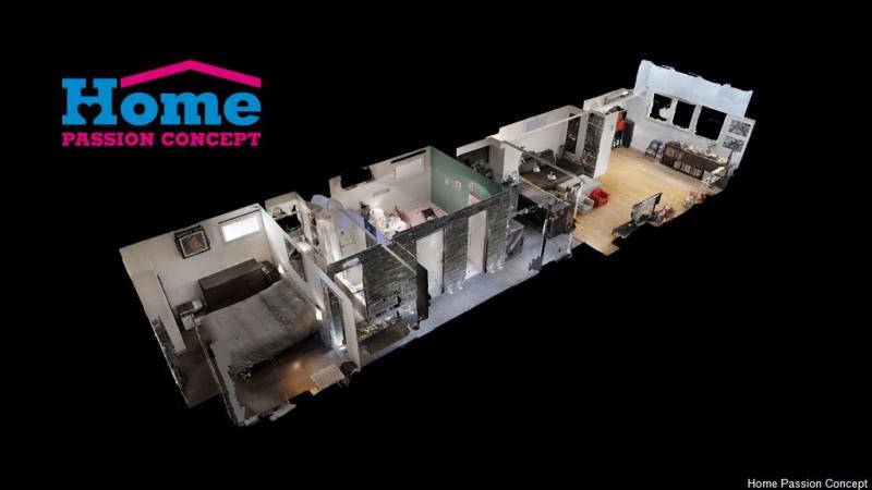 Sale apartment Nanterre 380000€ - Picture 9