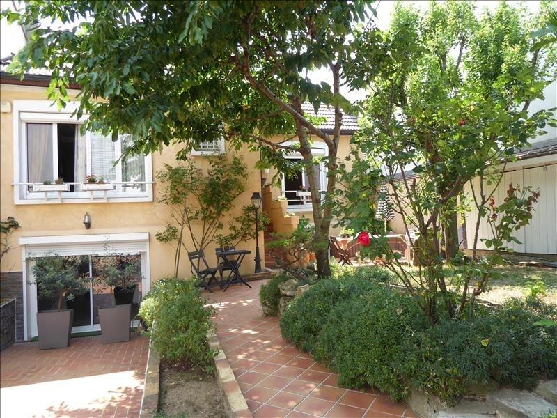 Vente maison / villa Bourg la reine 738000€ - Photo 10