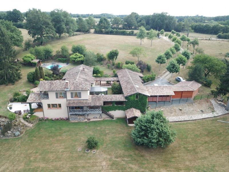 Châtillon sur Chalaronne - Propriété de caractère, 258 m² ha