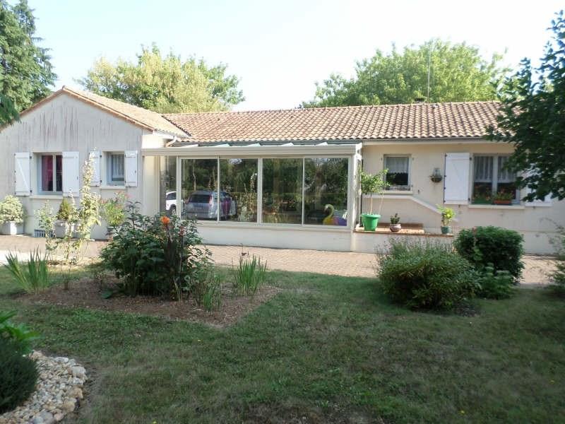 Vente maison / villa Lussac les chateaux 189000€ - Photo 1