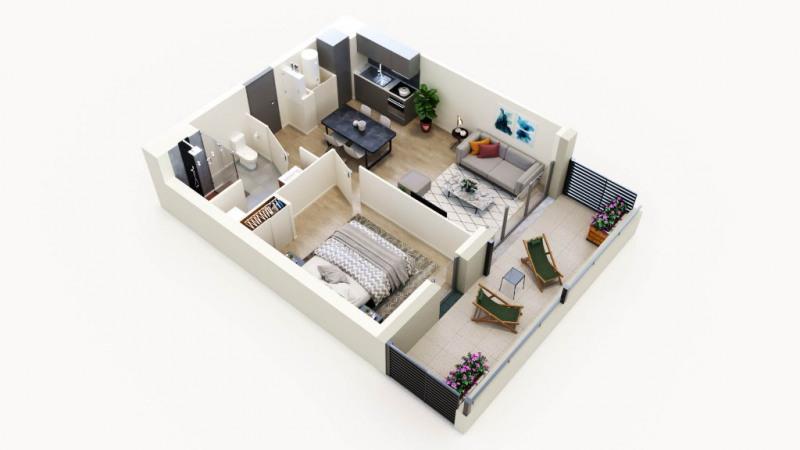 Vente appartement Sautron 195000€ - Photo 4